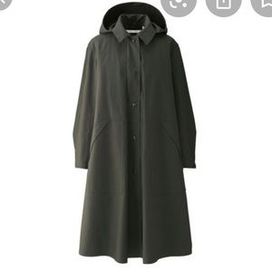 New Uniqlo + Lemaire Trench Coat w Removable Liner